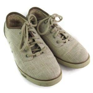 UGG Australia Hally Natural Beige Fashion Sneaker